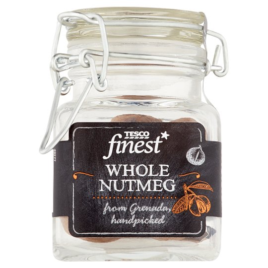 Tesco Finest Whole Nutmeg 33g