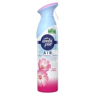 Ambi Pur Spray Flowers & Spring Osvěžovač Vzduchu 300ml