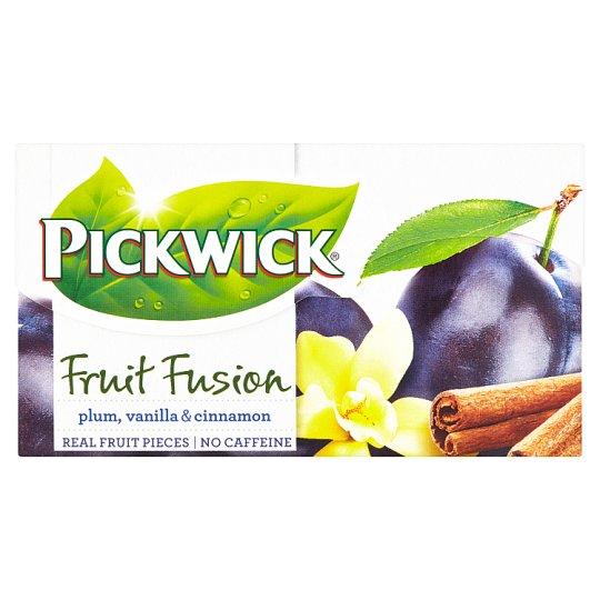 Pickwick Fruit Fusion Plum, Vanilla & Cinnamon 20 x 2g