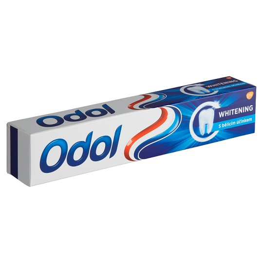 image 1 of Odol Whitening Toothpaste 75ml