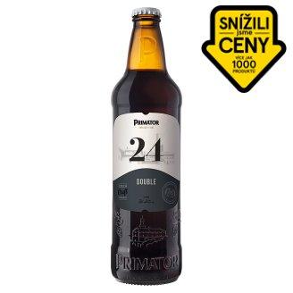 PRIMÁTOR Double 24% speciální tmavé pivo 0,5l