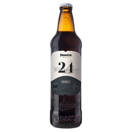 Primátor 24 Double pivo Porter 0,5l