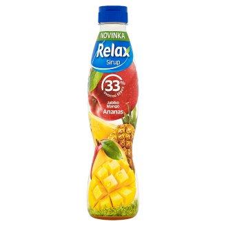 Relax Sirup jablko mango ananas 700ml