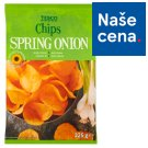 Tesco Chips Spring Onion 225g