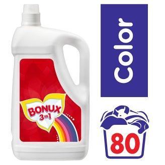 Bonux Color Tekutý prací prostředek 5,2l 80 dávek