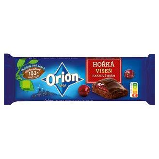 ORION Višně v hořké čokoládě 240g