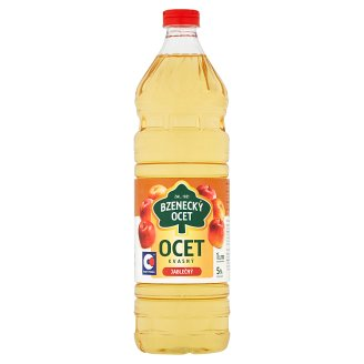 Bzenecký Ocet Vinegar Fermentation Apple 1L