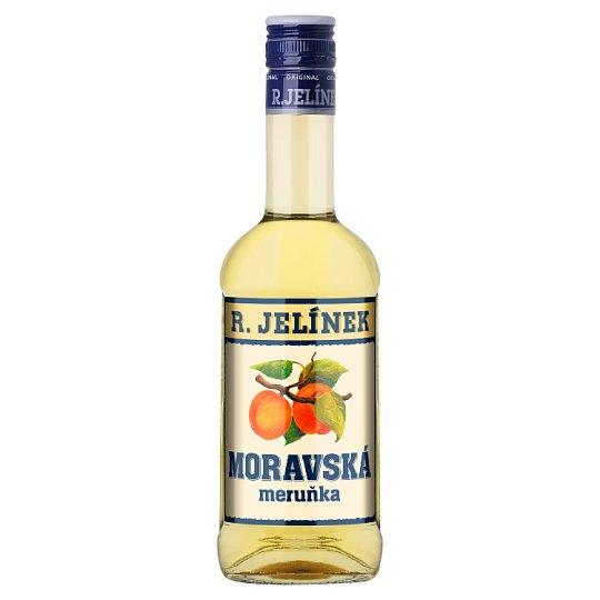 R. Jelínek Moravská meruňka 0,5l