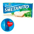 Želetava Smetanito Tavený sýr s pažitkou 3ks 150g