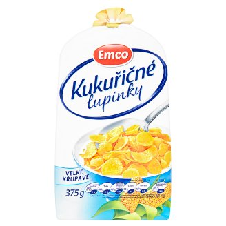 Emco Corn Flakes 375g