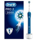 Oral-B Pro 2 2000 CrossAction Electric Toothbrush