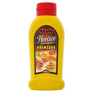 Malva Wholegrain Mustard 440g