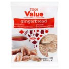 Tesco Value Gingerbread with Icing Sugar 200g