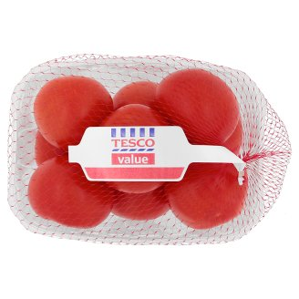 Tesco Value Tomatoes Packed 1kg