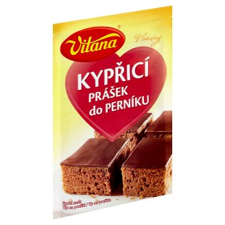 Vitana Baking Soda to Gingerbread 20g