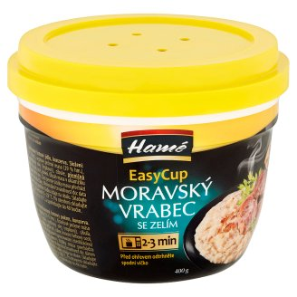 Hamé EasyCup Moravian Sparrow with Cabbage 400g