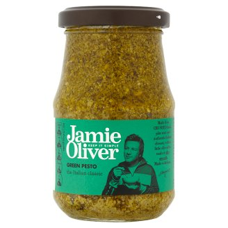 Jamie Oliver Zelené pesto 190g