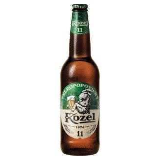 Velkopopovický Kozel 11 pivo ležák světlý 500ml