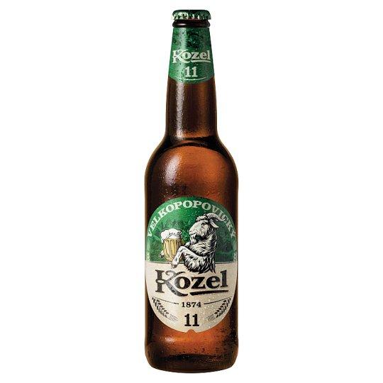 Velkopopovický Kozel 11° Pale Lager 500ml