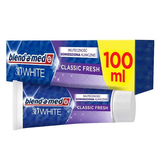 Blend-a-med 3DWhite Zubní Pasta 100 ml