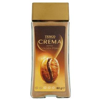 Tesco Crema Instantní káva sušená 80g