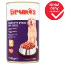 Brunos Complete Food for Dogs with Poutry 1240g