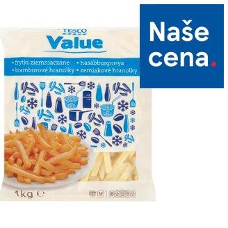 Tesco Value Bramborové hranolky 1kg