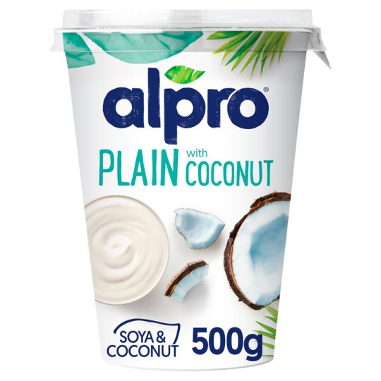 Alpro Soya & Coconut with Youghurt Cultures 500g