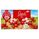 TEEKANNE Natural Herbal Tea Šípkový čaj, bylinný, 20 sáčků, 54g