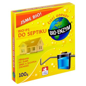 Bio-Enzym Bio-P1 for Septic Tank 100g