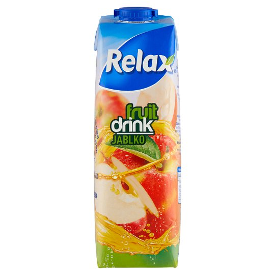 Relax Fruit drink jablko 1l