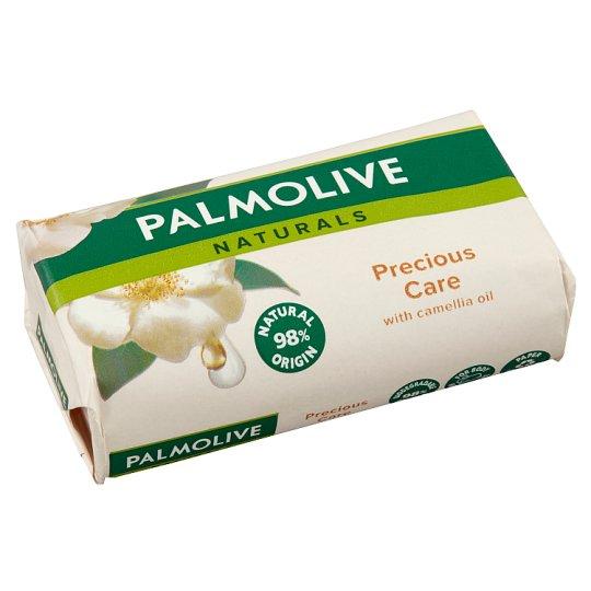 Palmolive Naturals Precious Care toaletní mýdlo 90g