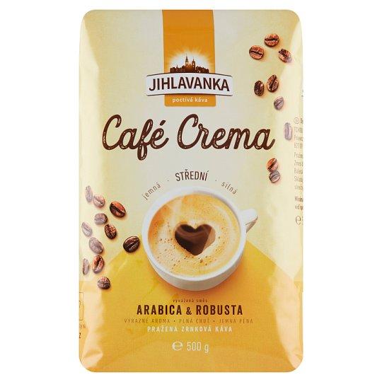 Jihlavanka Café Crema Coffee Beans 500g
