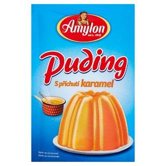 Amylon Puding s příchutí karamel 37g