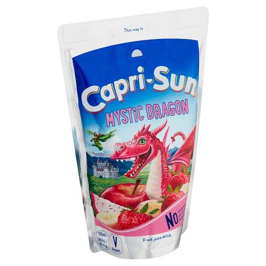 Capri-Sonne Mystic Dragon ovocný nápoj 200ml