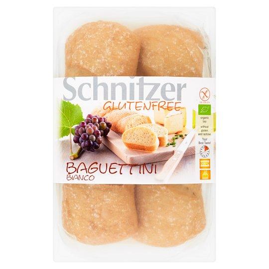Schnitzer Organic White Baguettes for Baking 200g