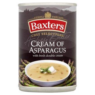 Baxters Luxusní chřestový krém s čerstvou šlehačkou 400g