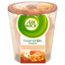 Air Wick Essential Oils Candle Sugar Apple & Warm Cinnamon 105g