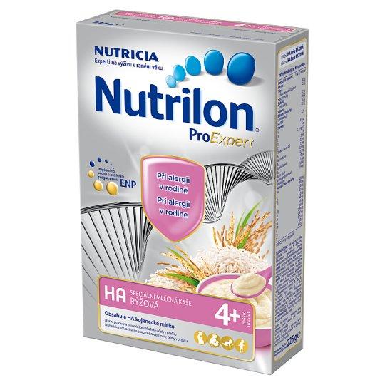Nutrilon ProExpert HA dětská mléčná kaše rýžová od uk. 4. měsíce 225g