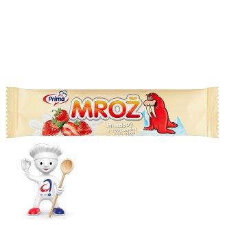 Prima Mrož Strawberry with Cream Cheese in White Glaze 45ml