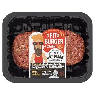 Fit burger s chilli 440g