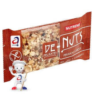 Nutrend DeNuts Pecan Honey 35g