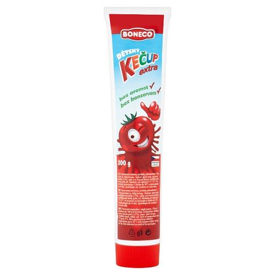 Boneco Children Extra Ketchup 200g
