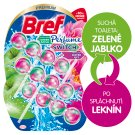 Bref Perfume Switch Floral Apple / Water Lily pevný WC blok 3 x 50g