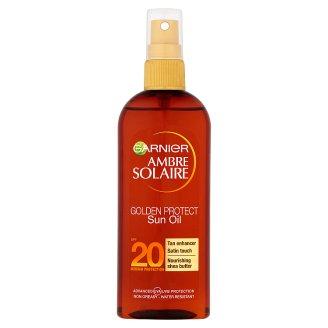 Garnier Ambre Solaire Golden Protect olej na opalování OF 20 150ml
