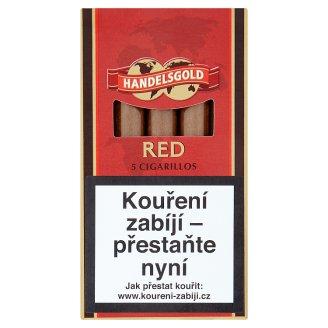 Handelsgold Red doutníčky 5 ks