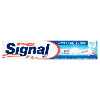 Signal Family Care Cavity Protection Toothpaste 75ml