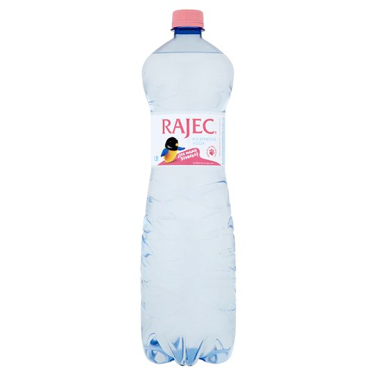 Rajec Infant Non-Carbonated Spring Water 1.5L