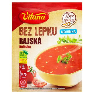 Vitana Tomato Soup Gluten 76g