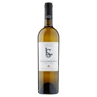 Tesco Finest Rulandské bílé pozdní sběr víno polosuché bílé 0,75l